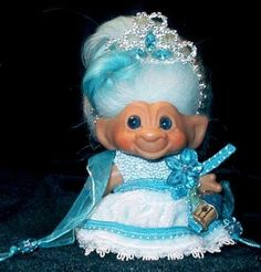 Vintage 1964 DAM Troll Doll by chicks57, via Flickr