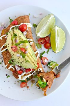 13. Vegan Chickpea Omelet http://greatist.com/eat/vegan-breakfast-recipes-you-can-make-15-minutes-or-less