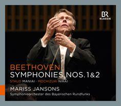 Symphonieorchester Des Bayerischen Rundfunks - Beethoven: Symphonies Nos. 1 & 2