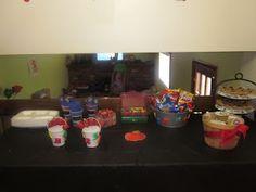 Back to school/starting kindergarten party : )