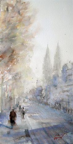 LA CANEBIERE par Pierre Gutierrez