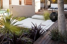 An outdoor room for the ultimate in entertaining - Designhunter - Sustainable Architecture with Warmth & Texture