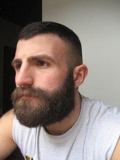 Soft and fuzzy beard. Beard No Mustache, Full Beard, Beard Love, Great Beards, Awesome Beards, Mens Facial, Facial Hair, Beard Styles For Men, Vintage Man