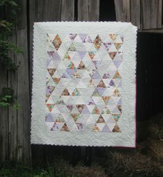 Aivosolun ajatukset Quilts, Blanket, Comforters, Quilt Sets, Kilts, Rug, Blankets, Patchwork Quilting, Cover