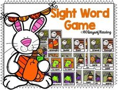 This is in my Fall Product Bundle you can check out HEREThis is a sight word card game.  Cut out all the cards and place them in a pile.  Students take turns reading the word.  If they get a special card, they follow the directions on the special card.They will LOVE practicing sight words with this game!