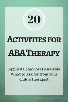ABA therapy is Applied Behavioral Analysis.It is a type of therapy that helps Autistic children and adults in some cases learn appropriate behaviors and life skills. Aba Therapy For Autism, Aba Therapy Activities, Activities For Autistic Children, Is My Child Autistic, Autism Parenting, Autism Activities, Sorting Activities, Autism Help, Toddler Activities
