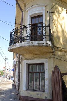 Просто балкон