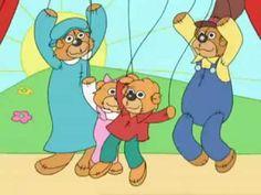 :)  The Berenst#in Bears Problem: Are We Living In An Alternate Worldline?