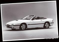 Savanna RX-7/Mazda RX-7; 1987