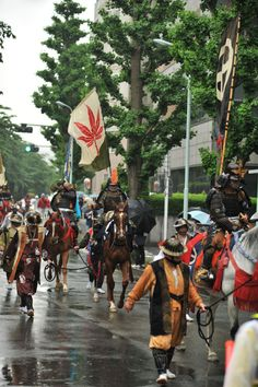 Tokyobling's Blog Kanda Matsuri – SomaNomaoi