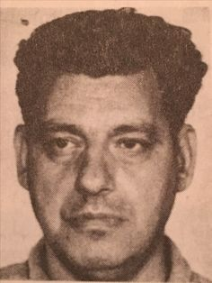 Genovese soldier Alfred Guido aka Iggy (NYC 1911-1974). Lived on Bedford Ave BK with wife and 3 kids. No legitimate income known, crime sheet mentions motor theft act violation, forgery of US bonds and vagrancy, two state and federal narcotic convictions. Into wholesale heroin with fellow mafiosi on the Lower East Side.