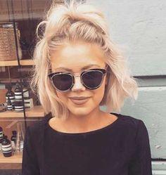 Besten Kurze Frisuren Sollten Sie Versuchen, Vor 2018