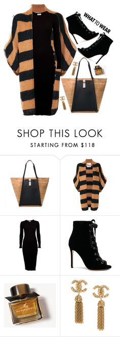 """Work Hard, Play Hard: Finals Season"" by queen666 ❤ liked on Polyvore featuring 8PM, Gianvito Rossi, Burberry and finals"