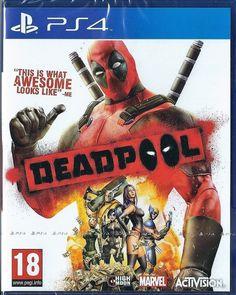 Playstation 4 Deadpool (PS4) BRAND NEW