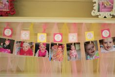 lemonade and cupcake party | Sweet Crums: Pink Lemonade Party: Camilla's 1st Birthday