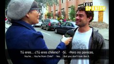 Easy Spanish - Learn Spanish from the Streets!
