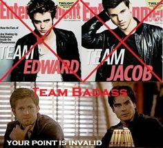 The Vampire Diaries | Team Badass all day long