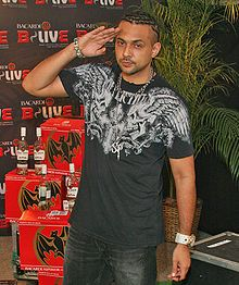 Sean Paul, is a Jamaican recording artist, musician, producer, and actor.
