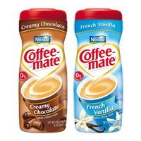 $1.10 off NESTLÉ® COFFEE-MATE® Flavored Powder Creamer.....The Chocolate is the best coffee creamer!!