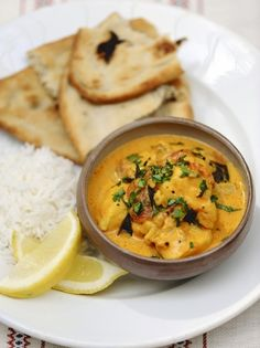 Replace fish with tofu. Keralan Fish Curry | Fish Recipes | Jamie Oliver