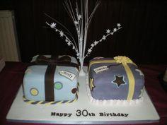 30th Birthday Cake.