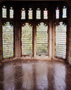 anotherboheminan: (via Chapel Windows Print by keesandme on...