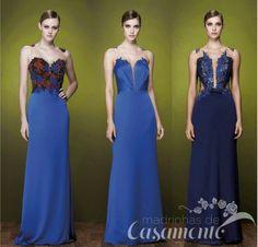 Madrinhas de casamento: Os vestidos de festa de 2014