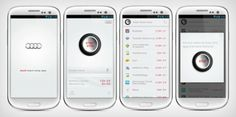 Brand utility from Audi: an app that makes your Android an even more efficient tool – Fubiz™
