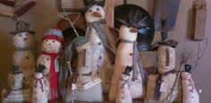 Family Threads Primitives on Square Market. Family Threads Primitives is a mother-daughter team that create Primitive Country Decor. We do many shows during the year but our favorite time is Christmas. New items available daily so check back often!