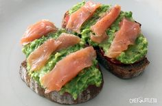 Guacamole, Tostadas, Sushi, Food And Drink, Ethnic Recipes, Healthy, Party, Eating Clean, Cook