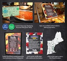 Local Food Awareness | Dining