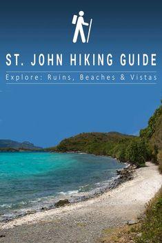 Hiking Trails on St. John, VI National Park via Hiking Trails on St. John, VI National Park via St Croix Virgin Islands, Virgin Islands Vacation, St Thomas Virgin Islands, Best Island Vacation, Italy Vacation, St Johns Virgin Islands, Lanai Island, Island Beach, Hiking Guide