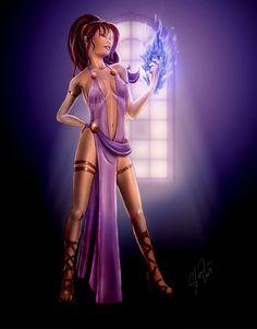 Megara: She Needs a Gyro