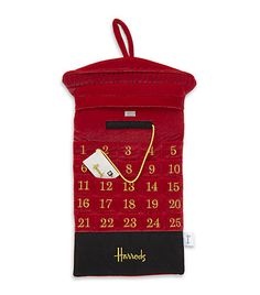 Post Box Advent Calendar, for Dad for xmas