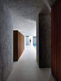 'La Piscina del Roccolo' is gorgeous luxurious indoor swimming pool designed by Italian architecture studio Act_romegialli. Set in a historic home in Italy, the Indoor Pools, Lap Pools, Backyard Pools, Pool Decks, Pool Landscaping, Luxury Swimming Pools, Swimming Pool Designs, Luxury Pools, Dream Pools