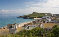 Favourite place from my past... Porthmeor Beach, St. Ives, Cornwall.