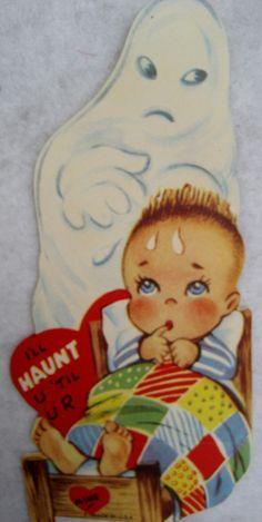 Creepy Vintage Valentine's Day Cards That Are Cringe-Worthy AF My Funny Valentine, Valentines Day Greetings, Vintage Valentine Cards, Valentines For Boys, Valentine Day Cards, Valentine Ideas, Valentine's Day Greeting Cards, Vintage Greeting Cards, Creepy Vintage
