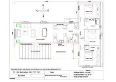prix petite maison bois moderne 3 chambres | plan maison | Pinterest