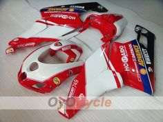 Injection Fairing kit for 05-06 Ducati 749 - SKU: OYO87902169 - Price: US $529.99. Buy now at http://www.oyocycle.com/oyo87902169.html