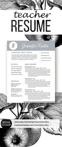 Resume Template for Teachers - 40 Resume Template for Teachers , Substitute Teacher Resume Sample Functional Elementary Teacher Resume, Teaching Resume, Teaching Jobs, School Teacher, Student Teaching, Teaching Ideas, Jobs For Teachers, First Year Teachers, Resume Examples