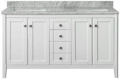 Ancerre Designs Shelton 60 Bath Vanity Set. #ad http://shopstyle.it/l/n61G