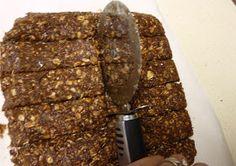 Cartwheels & Windmills: Homemade Protein Bars