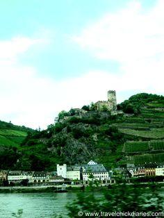 St. Goar Wine Region Germany