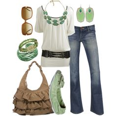 """""""clover"""" by htotheb on Polyvore"""
