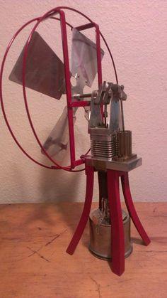 Stirling Engine  https://www.facebook.com/DiyStirlingEngine http://diystirlingengine.com/  #StirlingEngine