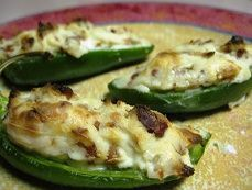 Low Carb Recipes - Jalapeno Poppers