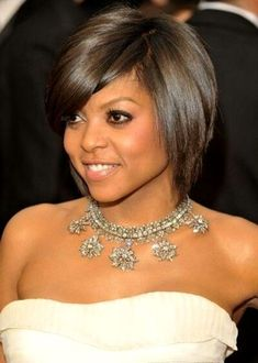 50 Most Popular Hairstyles for Women With Square Faces Haircut For Square Face, Square Face Hairstyles, Popular Hairstyles, Bob Hairstyles, Taraji P Henson Hairstyles, Hair Day, New Hair, Short Hair Cuts, Natural Hair