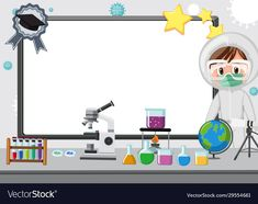 Career Fields, Chemistry Experiments, English Study, Banner Template, Adobe Illustrator, Work On Yourself, Vector Free, Software, Web Design