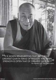 Dalai Lama wisdom #quotes #inspirational