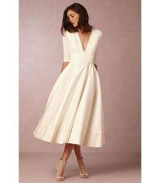 Vestido de noiva para Capricórnio, Delphine Manivet